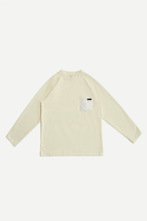 JACKMAN X LAVENHAM LIGHTWEIGHT SWEAT