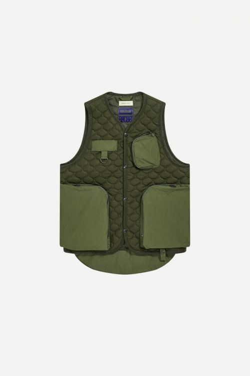 NICHOLAS DALEY X LAVENHAM ENGINEERS VEST