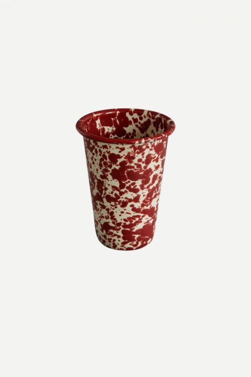LABOUR AND WAIT - SPLATTERWARE SHORT TUMBLER