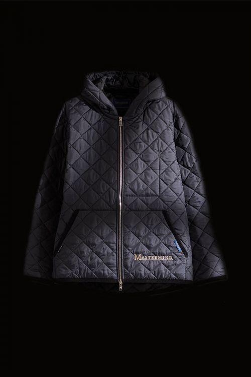 MASTERMIND HOODED ZIP JACKET