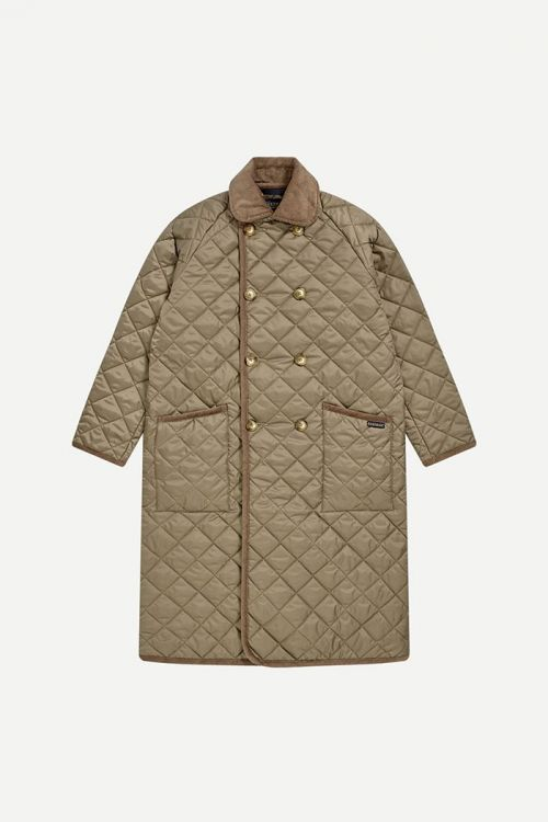 LAVENSTER DOUBLE BREASTED COAT
