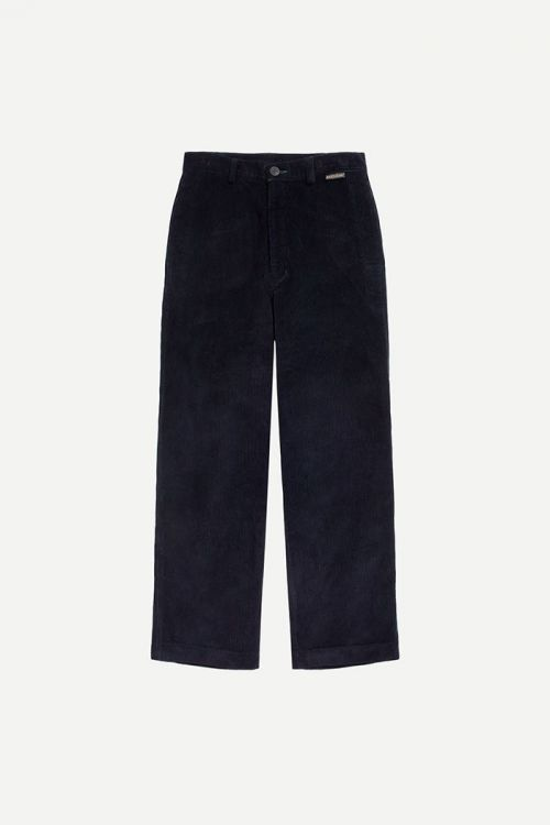 WASHED CORD TROUSER