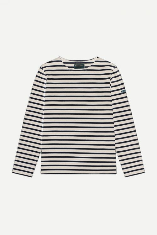 SAINT JAMES X LAVENHAM BRETON TEE