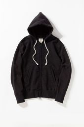 GG FULL ZIP SWEAT PARKA